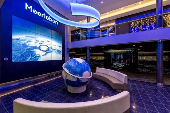 Ausstellung Globus