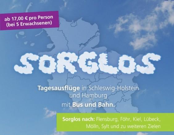 SORGLOS - Tagesausflüge in Schleswig-Holstein und Hamburg