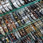 45.000 Schiffsmodelle im Maßstab 1:1250 auf Deck 9. ©Michael Zapf