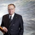 Liebt das Meer und die Schiffe:Museumsgründer und Stifter Prof. Peter Tamm. © Christian O. Bruch