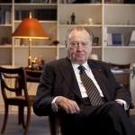 Museumsgründer und Stifter Prof. Peter Tamm in seinem Büro im Kaispeicher B. © Christian O. Bruch