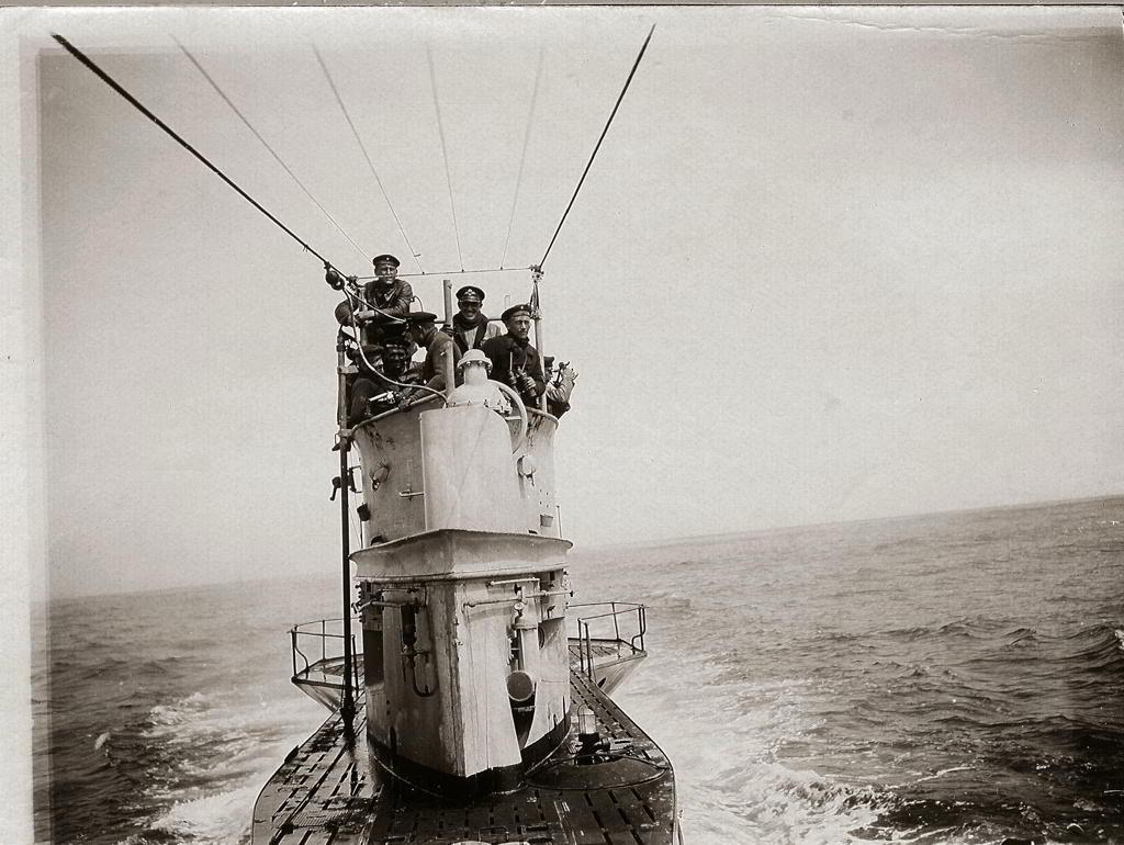U-Boot-Turm