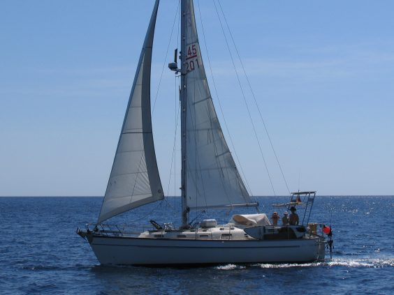 Totale Yacht