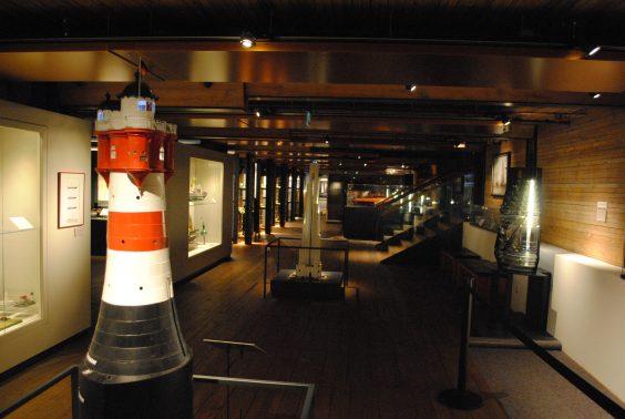Maritime Beleuchtung.