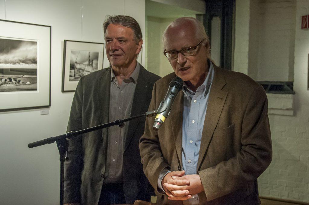 Peter Haefcke und Michael Pasdzior.