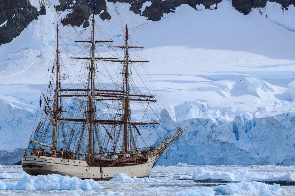 Dieter Hadamitzky - Antarktis-19