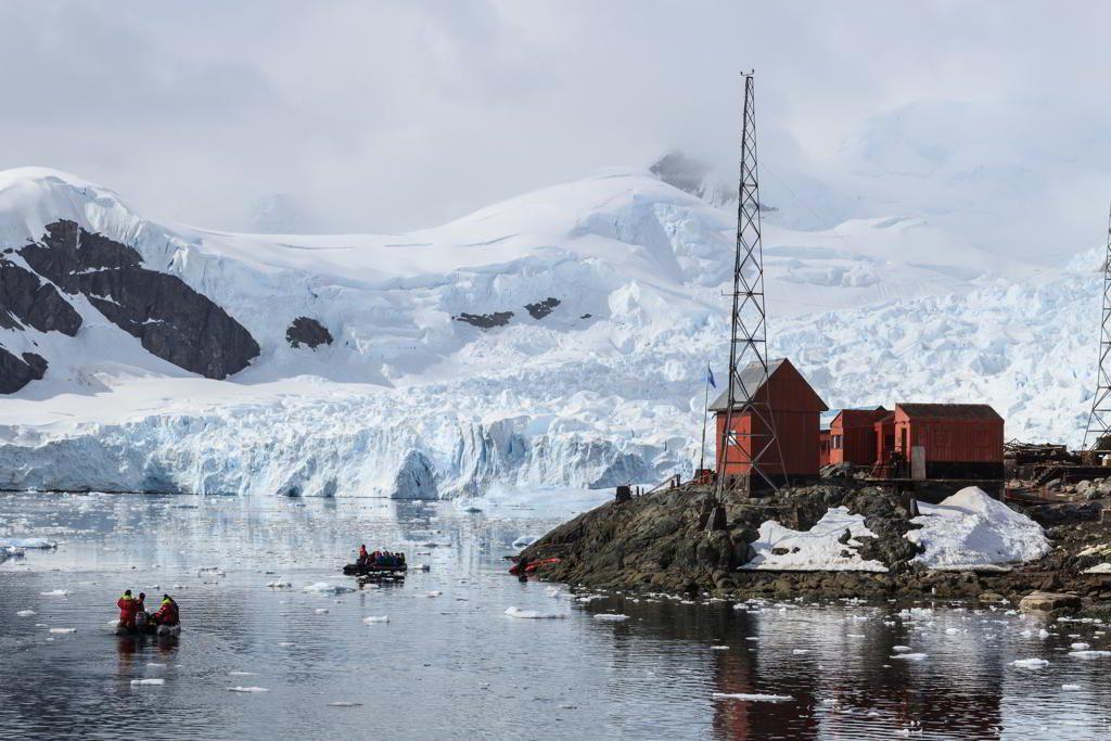 Dieter Hadamitzky - Antarktis-20
