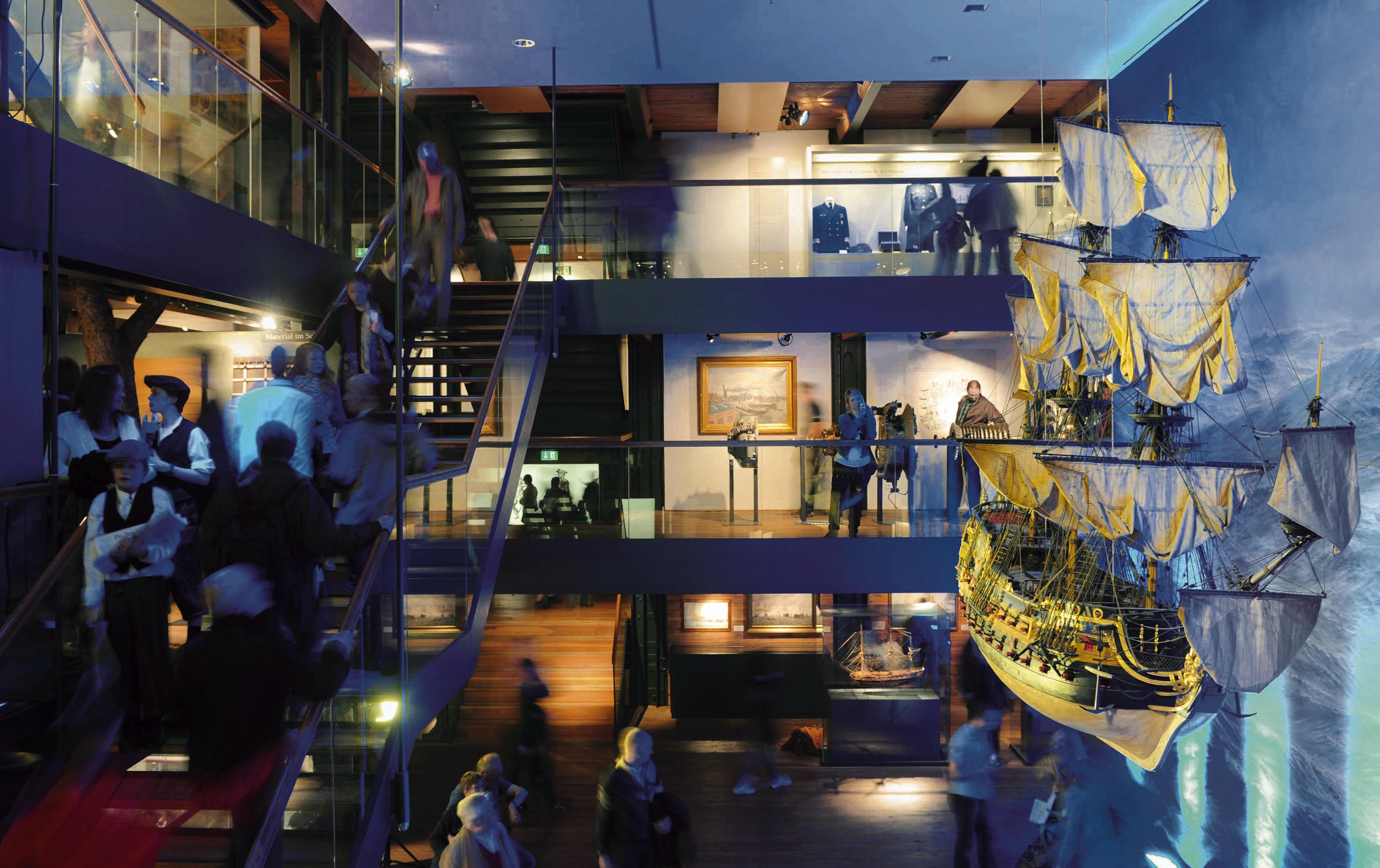 Nacht Der Museen Lübeck