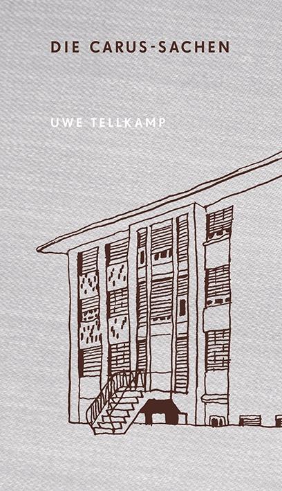 Carus-Sachen Uwe Tellkamp Internationales Maritimes Museum Hamburg Lesung