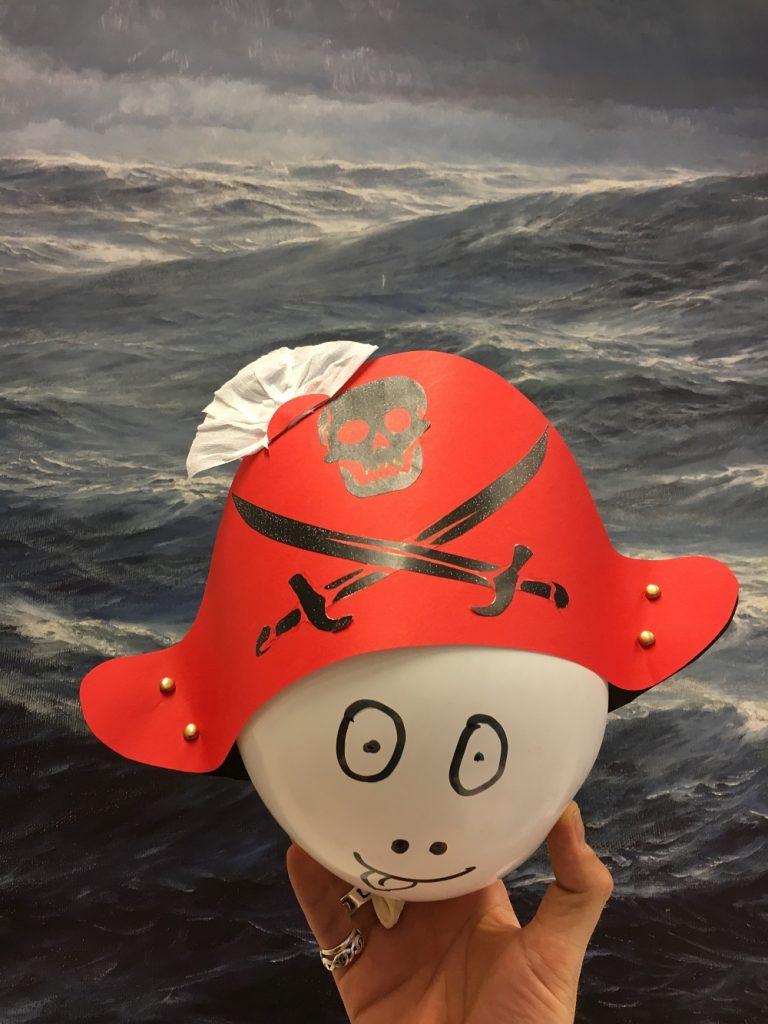 Dreispitz Piraten Familiensonntag Internationales Maritimes Museum Hamburg
