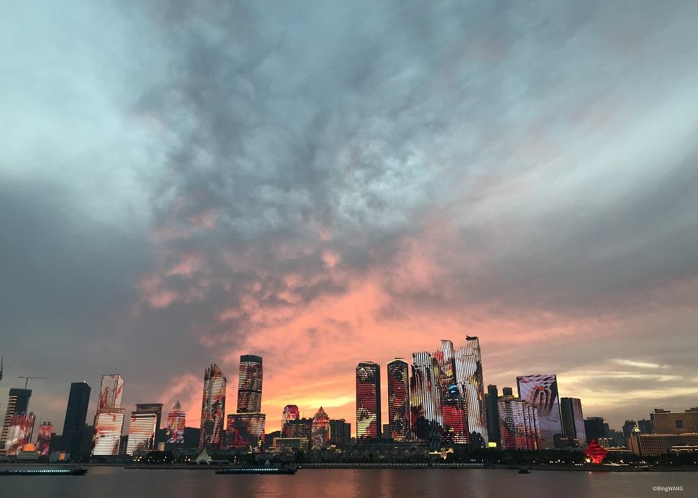 Ökologisches Qingdao Eniviromental Technology Business Association China Time 2018 Internationales Maritimes Museum Hamburg Fotografie Ausstellung Sonderausstellung Fotoausstellung Deck 8 ETBA Landschaft Landschaftsfotografie Event