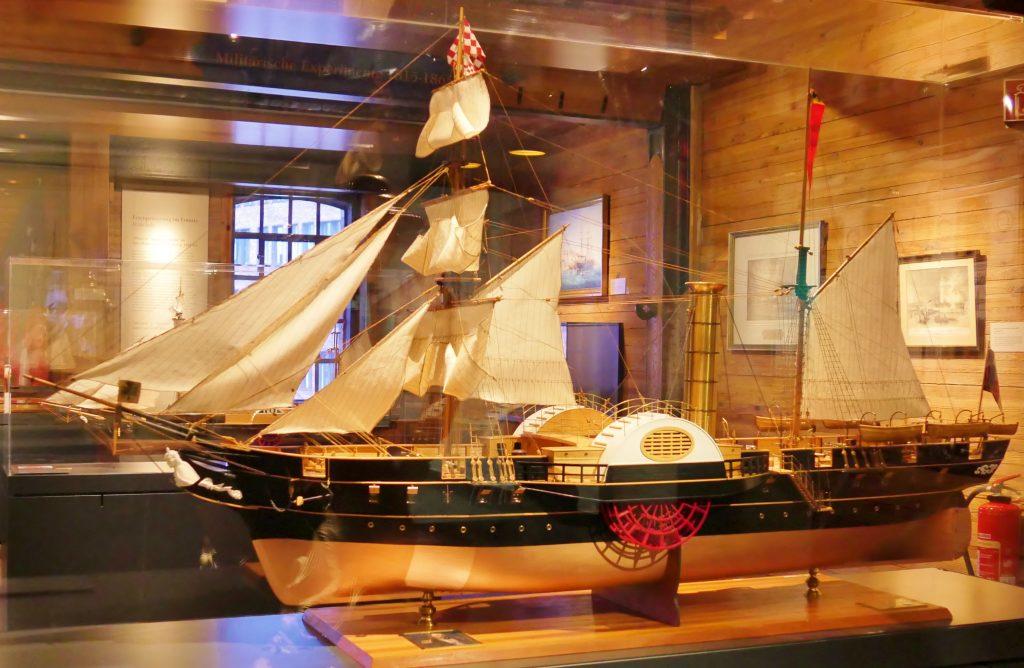 Bundesflotte 1848 Lesungen WEDE Lesung Ulrich Schiers Internationales Maritimes Museum Hamburg Fachbuchhandlung Schwarz Rot Gold Deutsche Flottengründung Mittler Schifffhart Geschichte