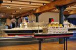 Lego Titanic Internationales Maritimes Museum Hamburg Modell Schiff Bjarne Eisenhut Legoschiff Schifffahrt Ocean Liner Ship Shipping Modelship Deck 1