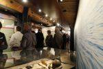 Flucht übers Meer die Eröffnung Internationales Maritimes Museum Hamburg Sonderaustellung Flüchtlinge Flight across the sea Schiffahrt Geschichte History special Exhibition Germany Refugees welcome