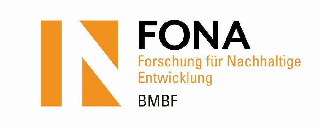 Logo FONA Forschung für nachhaltige Entwicklung BMBF