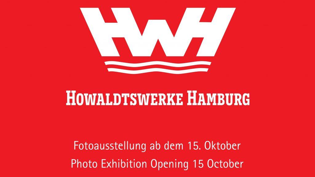 """""""Die Howaldtswerke in der Zeit des Wirtschaftswunders"""", ein einzigartiges Juwel der Hamburger Werften- und Schifffahrtshistorie, ab 15. Oktober."""