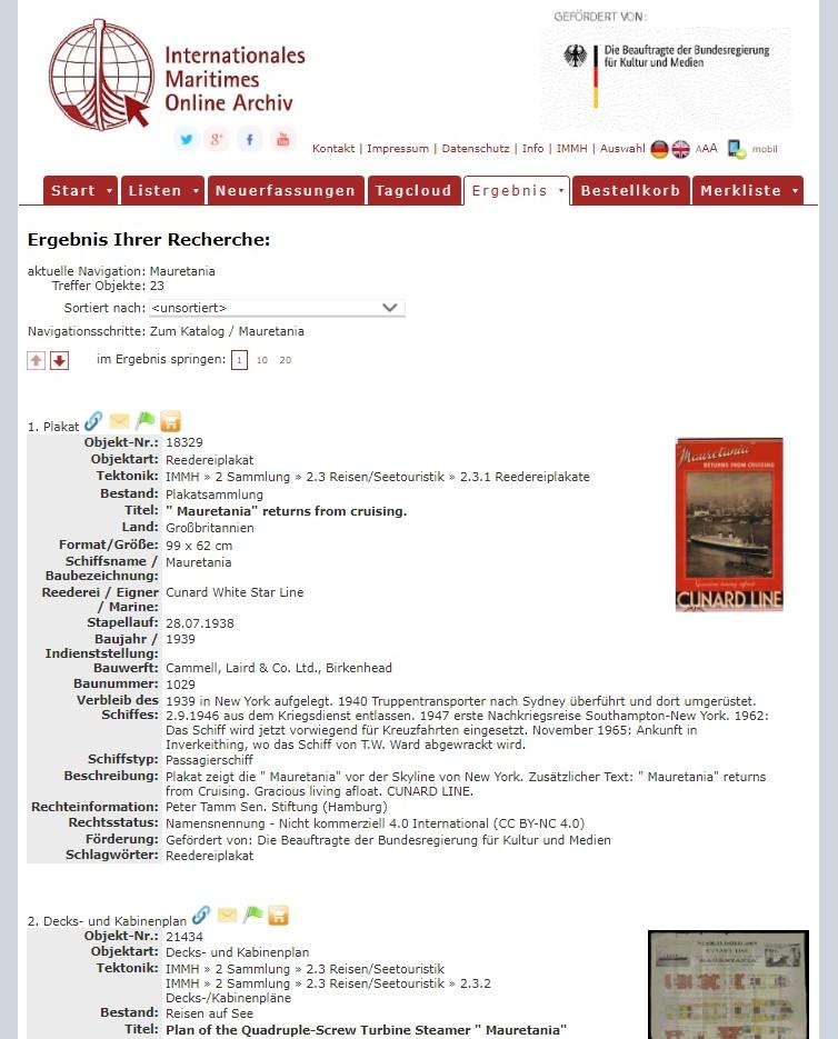 Anleitung für das Online-Archiv. Abbildung 3.